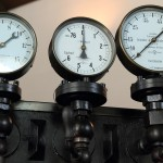 three gauges